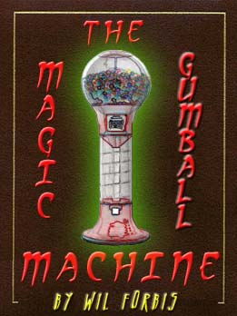 magic gumball machine parts