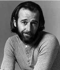 George Carlin, King of hippie comedy