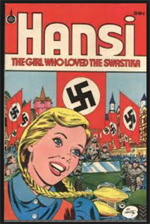 Hansi, the girl who LOVED the swastika