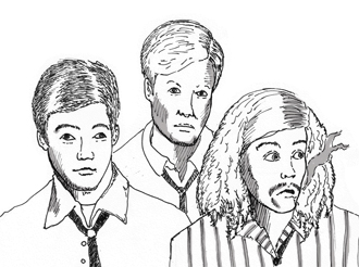 The Workaholics gang