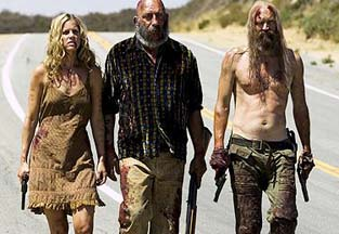 Sid and the gang from Devil's Rejects