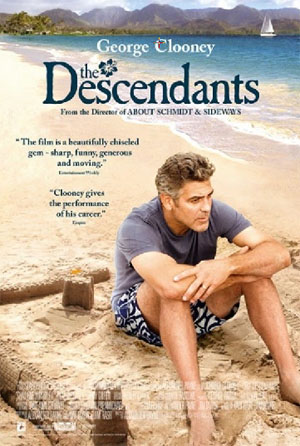 The Descendents starring George Clooney